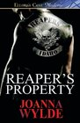 Reaper's Property (Reapers Motorcycle Club, Bk 1)