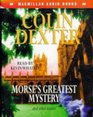 Morse\'s Greatest Mystery and Other Stories