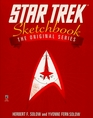 The Star Trek Sketchbook (Star Trek: The Original Series)
