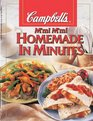 Campbell's M'm M'm Homemade in Minutes
