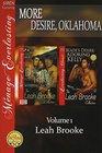 More Desire Oklahoma Vol 1 Desire for Three Winning Back Jessie / Blade's Desire Adoring Kelly