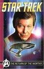 Star Trek Comics Classics The Return Of The Worthy