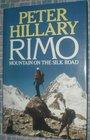 Rimo Mountain on the Silk Road