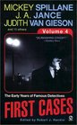 First Cases Vol 4 The Early Years of Famous Detectives