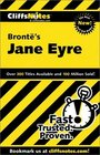 CliffsNotes: Bronte's Jane Eyre