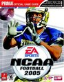 NCAA Football 2005  Prima Official Game Guide