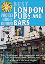 Pocket Good Guide Best London Pubs and Bars