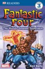 The World's Greatest Superteam (DK READERS)