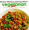 Better Homes and Gardens Vegetarian Recipes (Cooking for Today)