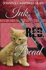 Ink Red Dead Book 3 in the Kiki Lowenstein Mystery Series