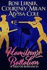 Hamilton's Battalion A Trio of Romances