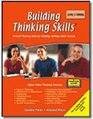 Building Thinking Skills Level 3 Verbal  with Answer Key Grades 7 - 12