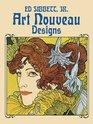 Art Nouveau Designs 39 Renderings