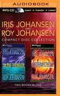 Iris and Roy Johansen CD Collection Silent Thunder Storm Cycle