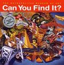 Can You Find It? : Search and Discover More Than 150 Details in 19 Works of Art