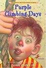 Purple Climbing Days (Kids of the Polk Street School)