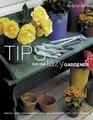 Tips for the Lazy Gardener