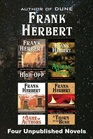 Four Unpublished Novels High-Opp Angel's Fall A Game of Authors A Thorn in the Bush