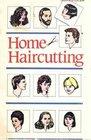 Home Haircutting (Home Library Ser)