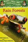 Rain Forests: A Nonfiction Companion to Afternoon on the Amazon (Magic tree house Research Guide)