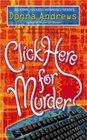Click Here for Murder (Turing Hopper, Bk 2)