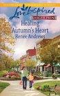 Healing Autumn's Heart (Love Inspired) (Larger Print)