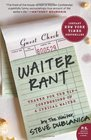 Waiter Rant: Thanks for the Tip -- Confessions of a Cynical Waiter