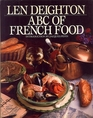 ABC of French Food