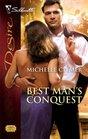 Best Man's Conquest (Silhouette Desire, No 1799)