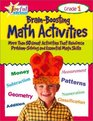 Joyful Learning Brain-Boosting Math Activities More Than 50 Great Activities That Reinforce Problem-Solving and Essential Math Skills