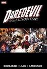 Daredevil by Ed Brubaker  Michael Lark Omnibus Vol 2