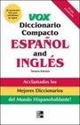 Vox diccionario compacto espaol e ingles 3E