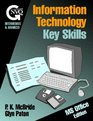 Information Technology Key Skills Intermediate and Advanced Level Gnvq  Microsoft Office Edition