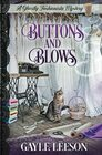 Buttons and Blows: A Ghostly Fashionista Mystery
