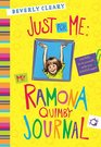 Just for Me My Ramona Quimby Journal