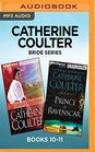 Catherine Coulter Bride Series Books 10-11 Wizard's Daughter  Prince of Ravenscar
