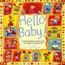 Hello Baby!: Activity Book