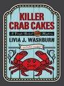 Killer Crab Cakes (Fresh-Baked, Bk 4) (Large Print)
