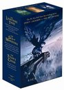 The Percy Jackson and the Olympians Boxed Set