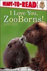 I Love You ZooBorns