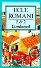 Ecce Romani Set Bks 12