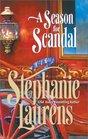 A Season for Scandal: Tangled Reins / Fair Juno (Regency, Bks 1 & 4) (Harlequin Historical)