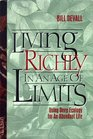 Living Richly in an Age of Limits