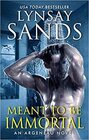 Meant to Be Immortal (An Argeneau Novel)
