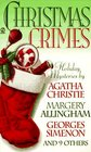 Christmas Crimes: Stories from Ellery Queen's Mystery Magazine and Alfred Hitchcock Mystery Magazine
