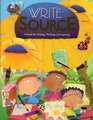 Write Source A Book for Writing Thinking and Learning Grade 2