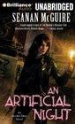 An Artificial Night An October Daye Novel