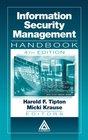Information Security Management Handbook, Fourth Edition, Volume I