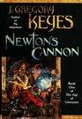 Newton's Cannon (The Age of Unreason, Book One)