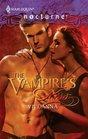 The Vampire's Kiss (Valorian Chronicles, Bk 5) (Harlequin Nocturne, No 92)